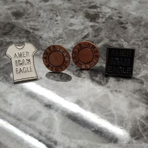American eagle pins